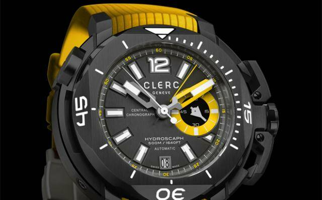Clerc Hydroscaph Small Second