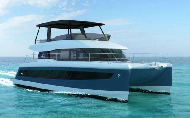 Fountaine Pajot MM44