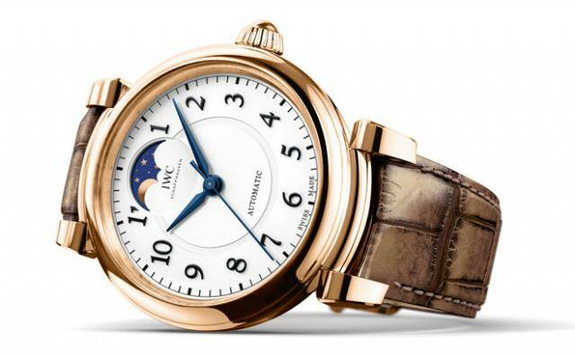IWC Da Vinci Moonphase 36