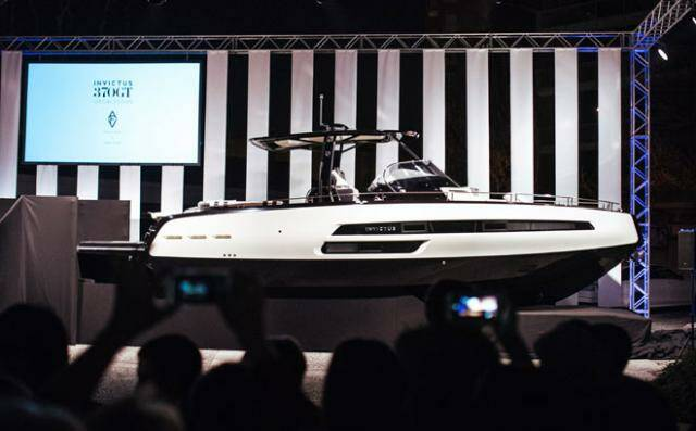 Invictus 370GT by Anna Fendi