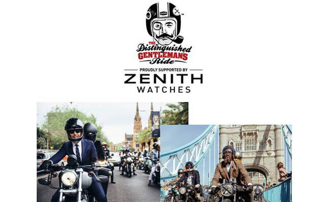Zenith en Distinguished Gentleman´s