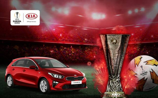 Kia en la UEFA Europa League