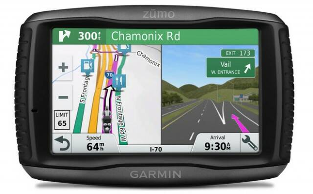 Garmin Travel Edition