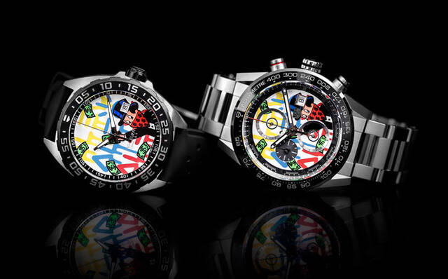 TAG Heuer by Alec Monopoly