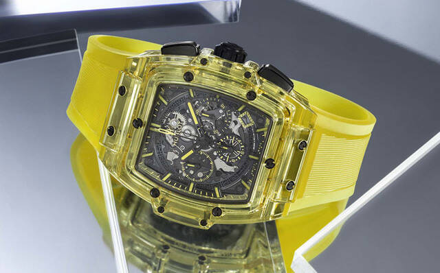 Hublot Spirit Big Bang Yellow Sapphire