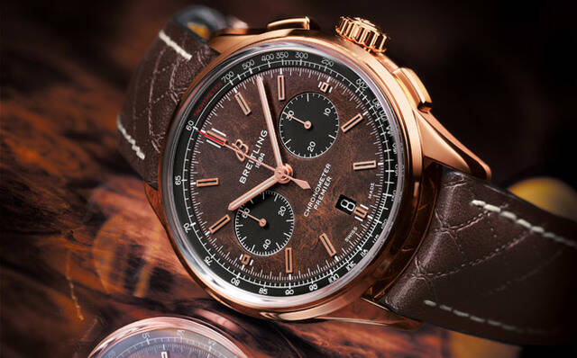 Breitling Premier Bentley Centenary