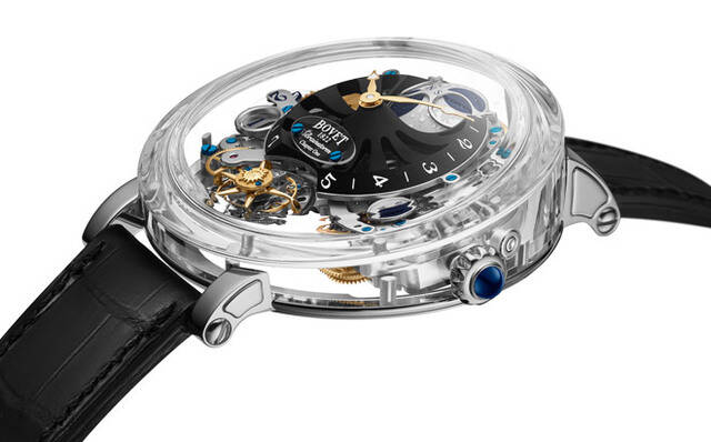 Bovet Récital Brainstorm Chapter One