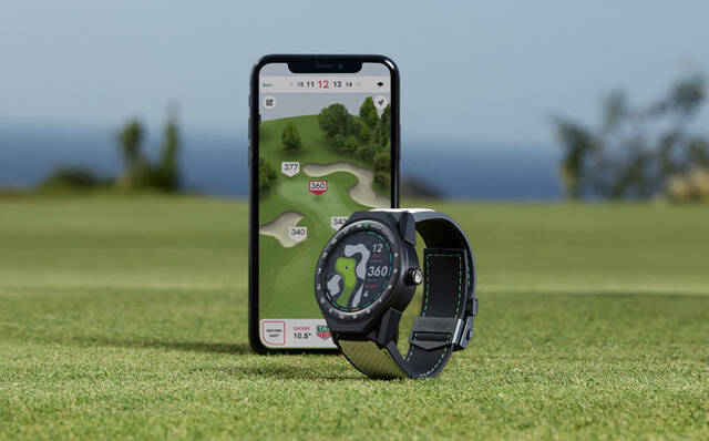 TAG Heuer Connected 45 Golf