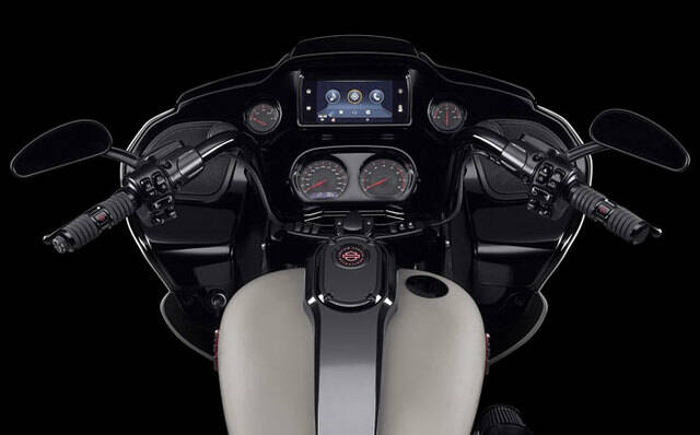 Las Harley Touring con Android Auto